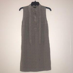 Club Monaco Silk Tie Dress
